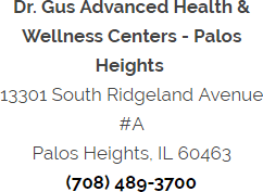 Palos Heights Address